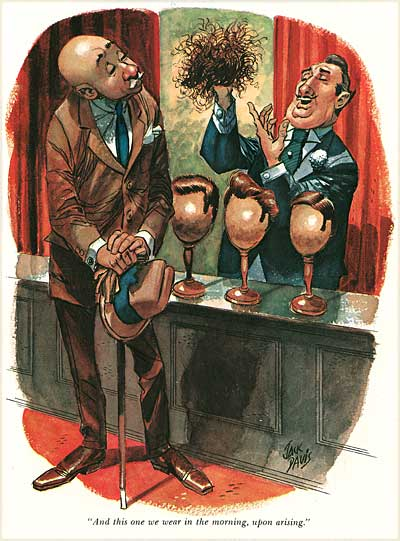 50s Playboy Cartoonist Jack Davis