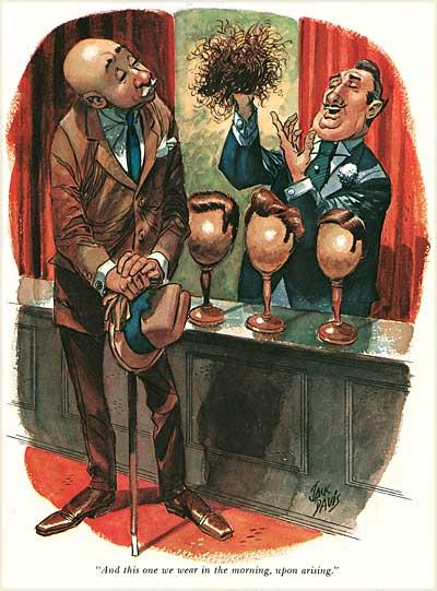 50s Playboy Cartoonist Jack Davis