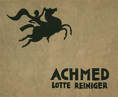 Reiniger Adventures of Prince Achmed