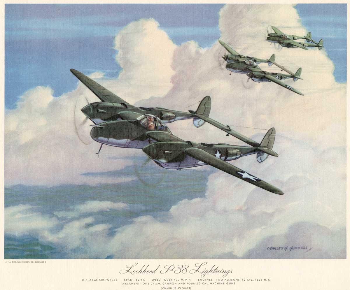 Aviation Illustrators: The Unsung Heros of Commercial Art ...