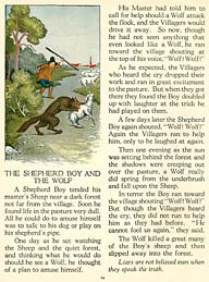 Milo Winter Aesop's Fables