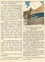 Milo Winter Aesop's Fables