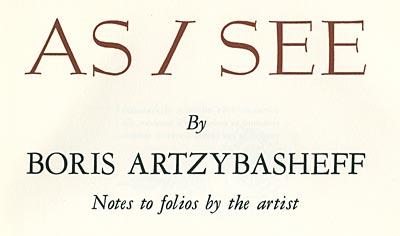 Artzybasheff Neurotica
