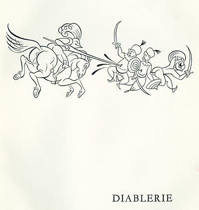 Artzybasheff Diablerie