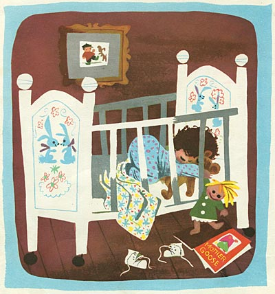 Mary Blair Baby's House