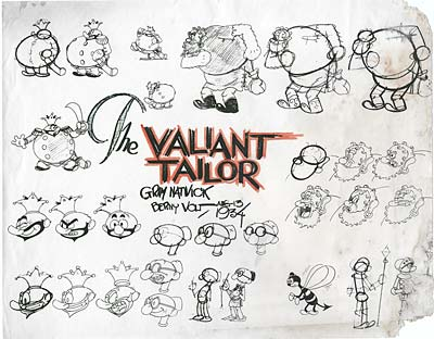 Valiant Tailor