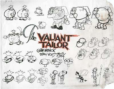 Valiant Tailor