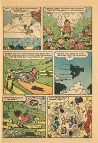 Bobs Big Boy Comic Book
