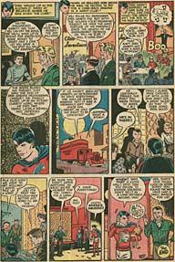 Boy Comics Norman Mauer