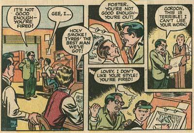 Boy Comics Norman Maurer
