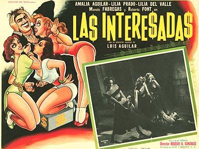 Ernesto Chango Cabral Mexican Lobby Cards