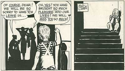 Milton Caniff Steve Canyon