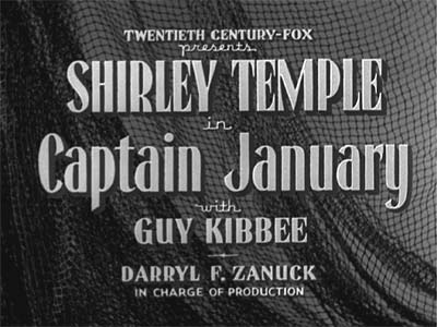 Captain January