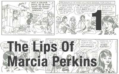 Al Capp Lips Of Marcia Perkins