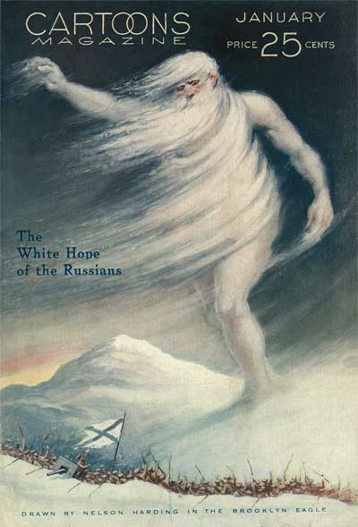 Cartoons Magazine January 1916