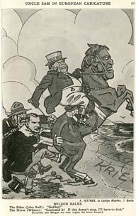 WWI Cartoons