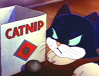 Terrytoons Catnip Capers
