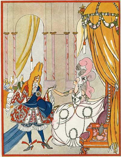 Felix Lorioux Cinderella