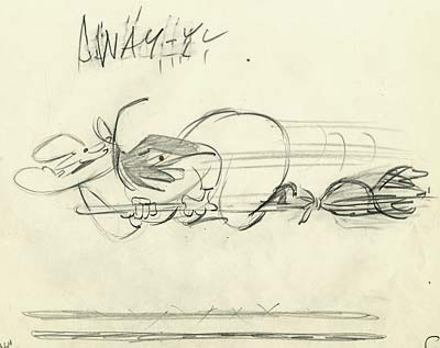 Chuck Jones Layout