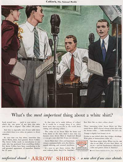1930s Colliers Ad