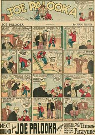 1939 Sunday Color<br /> Comics