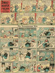 1939 Sunday Color Comics