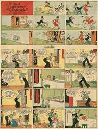 1939 Sunday Color Comics