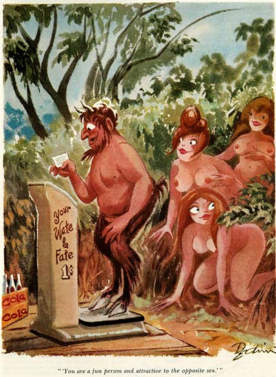 Eldon Dedini Playboy Cartoon