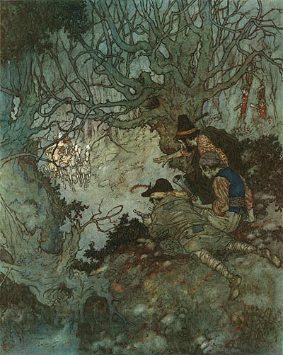 Dulac Andersen Fairy Tales
