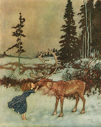 Dulac Andersen Fairy Tales