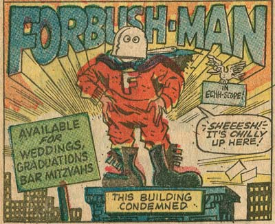 Stan Lee Jack Kirby Marvel Not Brand Echh
