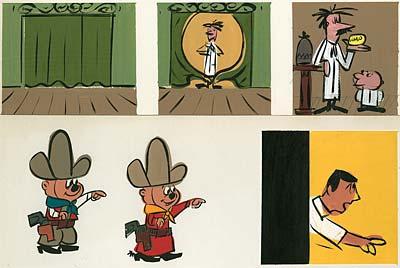 Jules Engel The Alvin Show