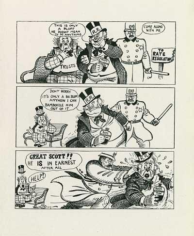 W L Evans Cartooning Course Brochure