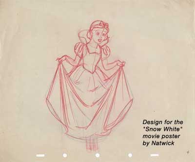 Natwick At Disney
