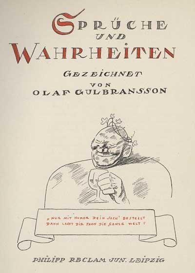 Olaf Gulbransson