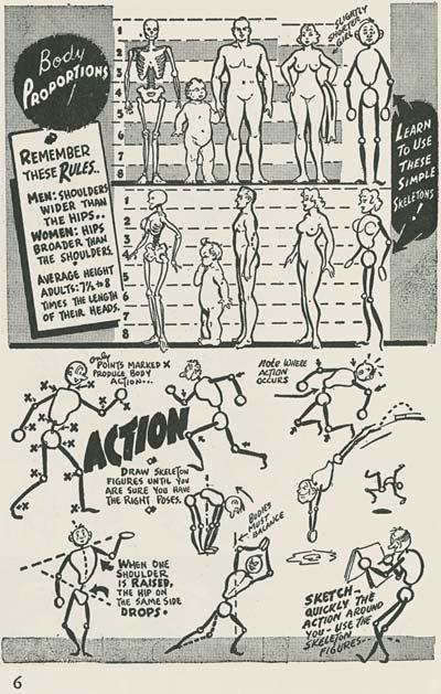 Armed Forces Cartooning Brochure