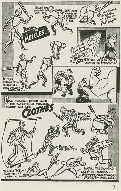 Armed Forces Cartooning Brochure