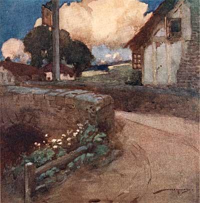 W. Lee Hankey Deserted Village