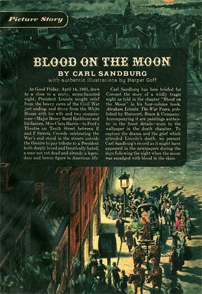 Harper Goff in Coronet Magazine