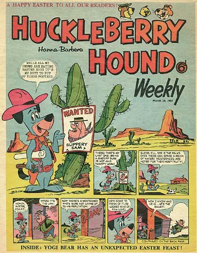 Huck Hound Weekly