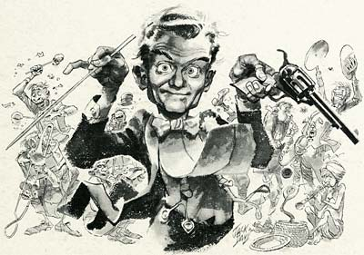 Jack Davis Cartoon