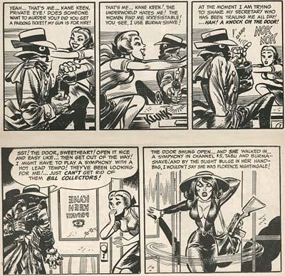 Jack Davis Cartoon