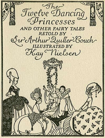animationresources.org Nielsen Twelve Dancing Princesses