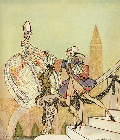 animationresources.org Nielsen Twelve Dancing Princesses