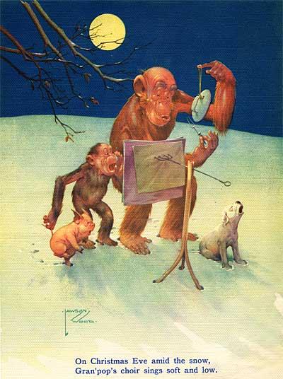 Lawson Wood's Monkeys