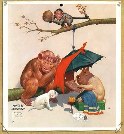 Lawson Wood's Monkeys