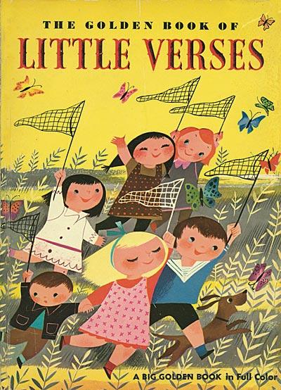 Mary Blair Little Verses