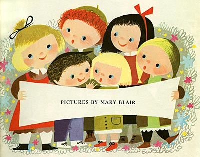 Mary Blair Little Verses