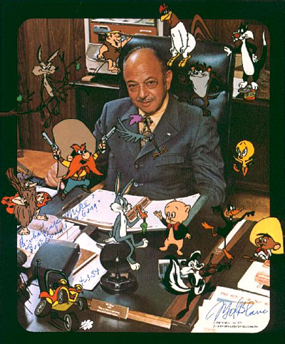 Voice Actor Mel Blanc