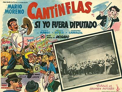 Mexican Lobby Card